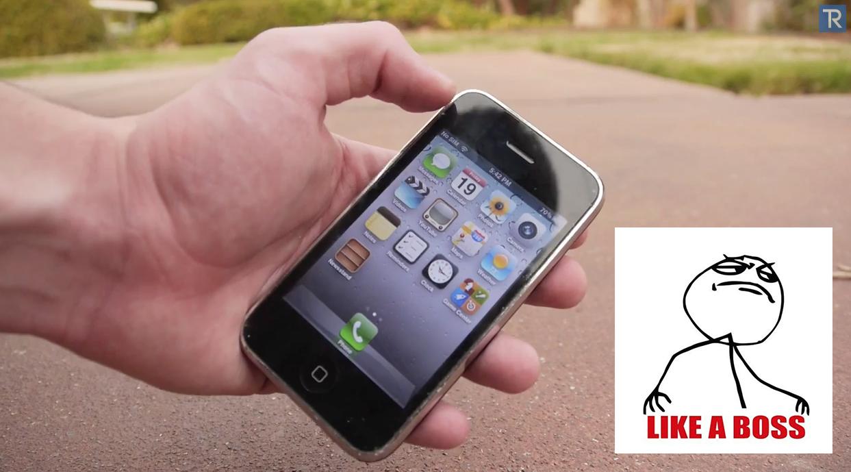 [มีคลิป] Drop Test แค่ iPhone 6 และ iPhone 6 Plus ยังไม่สะใจ ต้องนี่เลย Drop Test iPhone ทั้งโคตร!!