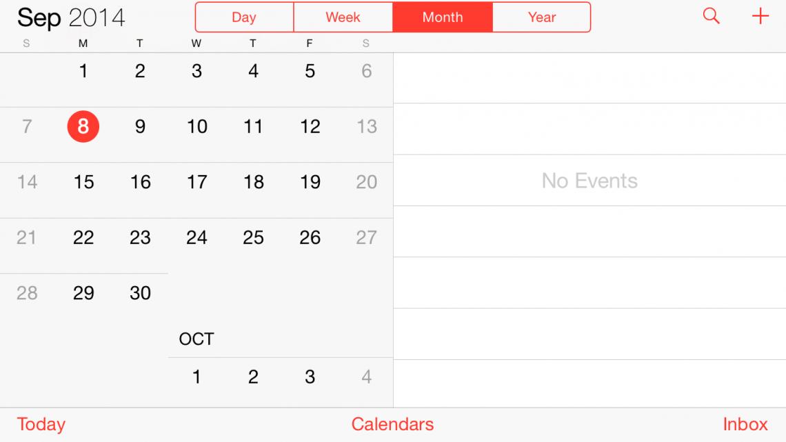 iPhone 6 ขนาด 5.5 นิ้ว จะสามารถใช้งานแอพพลิเคชันแนวนอนได้แบบเดียวกับ iPad