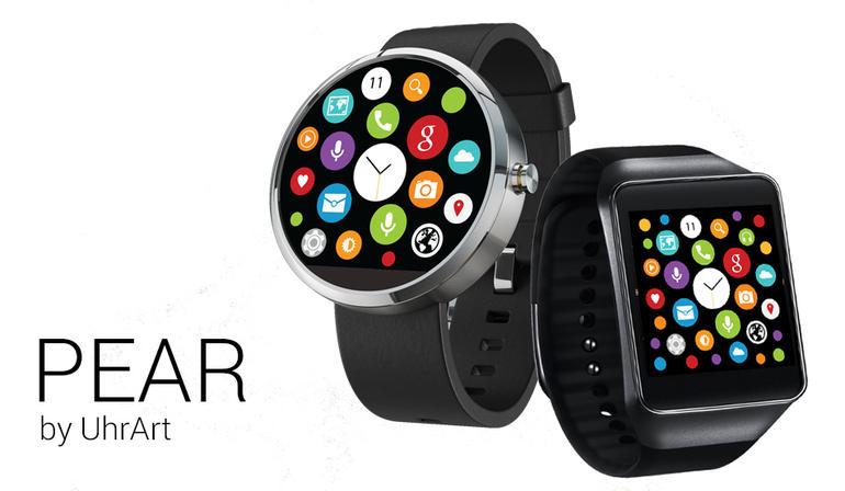 เรียบร้อย หน้าตาเมนูของ Apple Watch ถูกก็อปมาลง Android Wear แล้ว