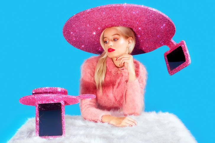 เก๋เว่อร์ Acer สร้างหมวกปีกกว้างสำหรับถ่าย Selfie โดยเฉพาะเตรียมเผยโฉมใน London Fashion Week