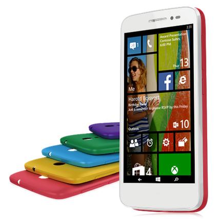 Alcatel POP 2 สมาร์ทโฟน Windows Phone รุ่นแรกที่ใช้ CPU 64-bit