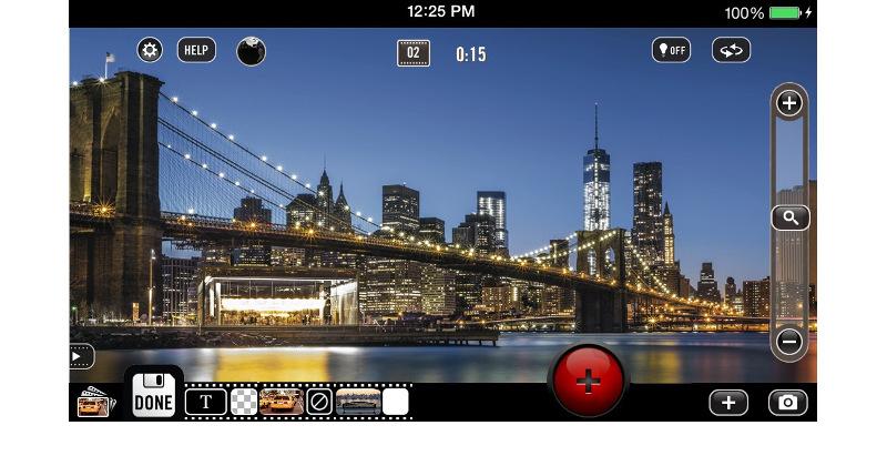 Apple เปิดให้แอพราคา 32,000 บาทขายแล้ว มันคือแอพกล้องถ่ายวิดีโอระดับ 4K บน iPhone 5s !!!