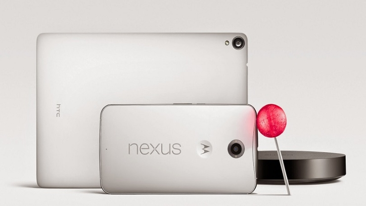 444831 nexus 6 nexus 9 nexus player lollipop