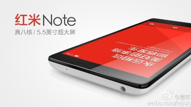 หลุด Xiaomi Redmi Note 2 มาพร้อม Snapdragon 615