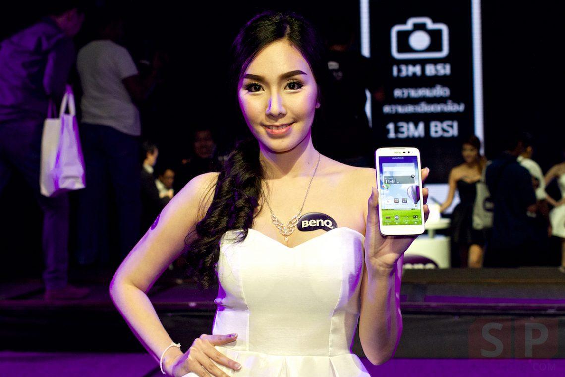[PR News] ?เบ็นคิว? เปิดตัว BenQ F5 4G LTE Smart Phone