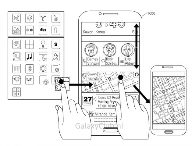 Samsung จดสิทธิบัตร Iconic UX อาจนำมาใช้แทน TouchWiz ในอนาคต