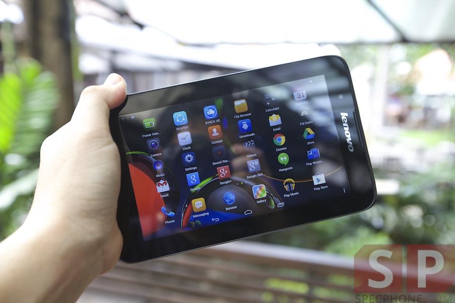 [Review] รีวิว Lenovo Tab A7-30 3G แท็บเล็ต 7 นิ้วราคาประหยัด ใส่ซิม โทรออกได้ ในราคา 4,190 บาท