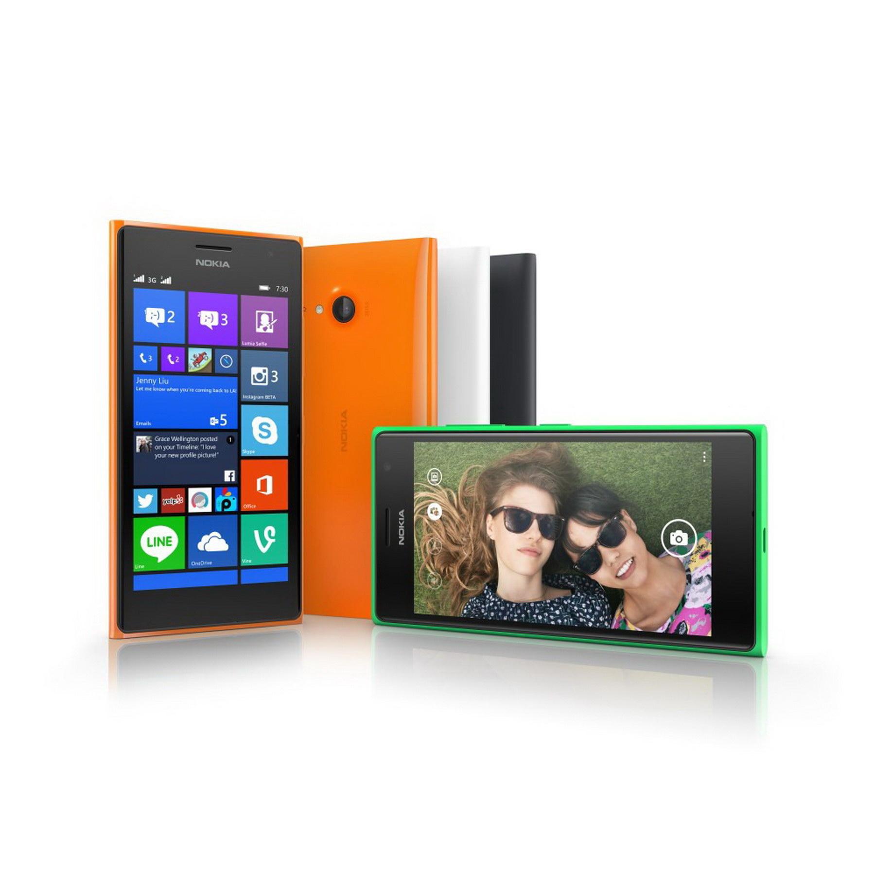 Lumia 730 dual sim group resize
