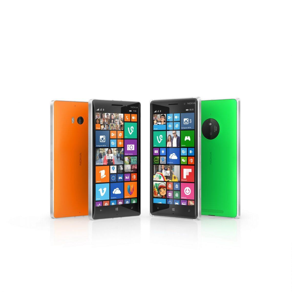 [PR] ไมโครซอฟท์วางจำหน่าย Nokia Lumia 830 และ Lumia 730