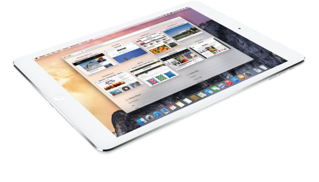 ห๊ะ!!!อะไรนะ iPad Pro 12 นิ้วตัวใหม่จาก Apple จะใช้ได้ทั้ง iOS และ OS X