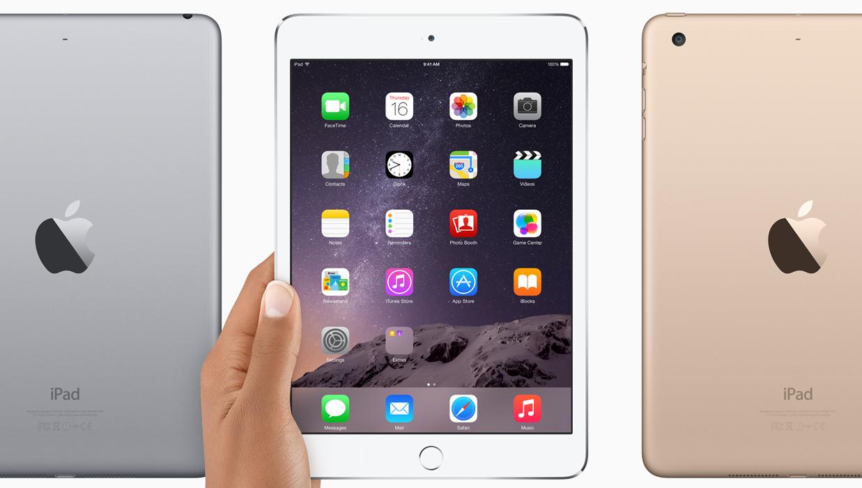 """สรุปรีวิว iPad mini 3 จากต่างประเทศแบบย่อๆ : """"ไม่คุ้มที่จะซื้อ แต่ยังเป็นแท็บเล็ตรุ่นเล็กที่ดี"""""""