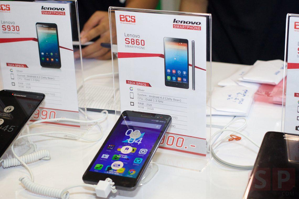 Hands-on Lenovo S860 การกลับมาอีกครั้งของมือถือแบตโคตรอึดความจุ 4000 mAh กับบอดี้โลหะสุดหรูหรา