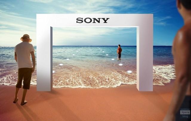 """ล้ำเกิ๊น!! Sony จะเปิดตัว Shop ใต้น้ำ """"Xperia Aquatech"""" ที่ดูไบ"""
