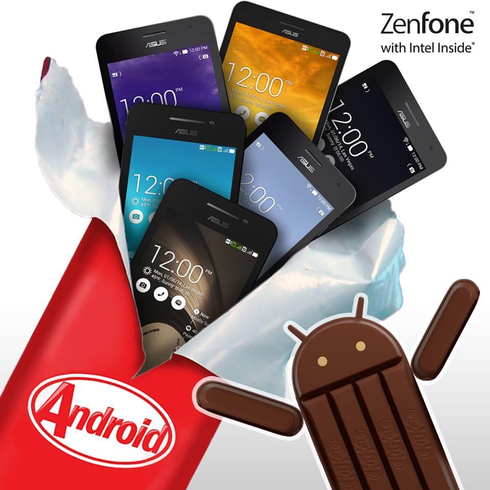 ZenFone Kitkat