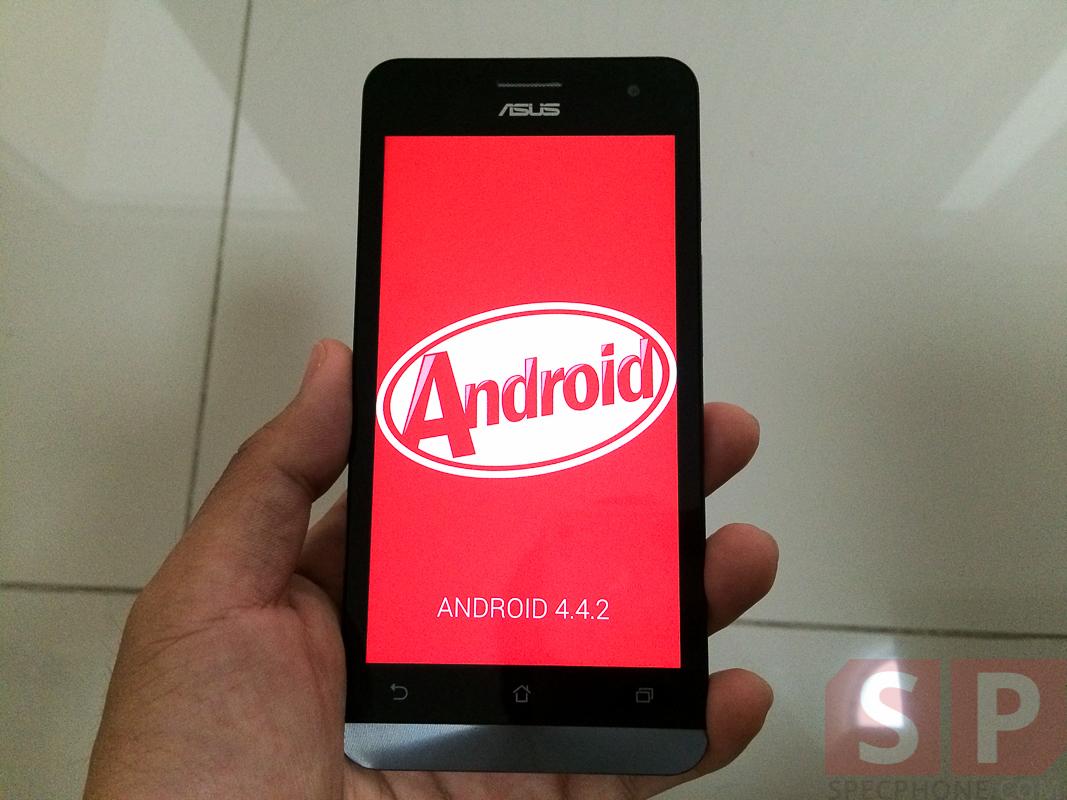 [Tip] วิธีการอัพเดต Android 4.4.2 Kitkat ให้กับ Asus Zenfone 4 และ Asus Zenfone 5