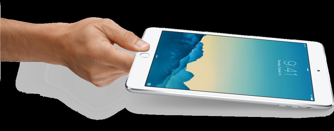 แกะ iPad Mini 3 พบชิป NFC สำหรับ Apple Pay แถมปุ่มโฮมติดกาวซะแน่น ซ่อมยากกว่าเดิม