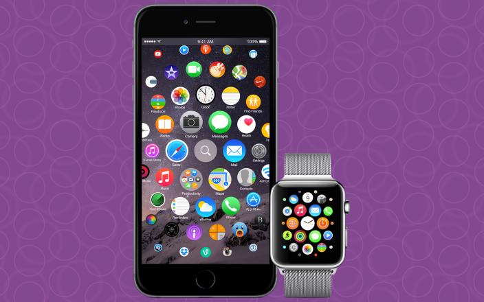 จะเป็นยังไงถ้า iOS บน iPhone เปลี่ยนไปใช้หน้าตาแบบ Apple Watch