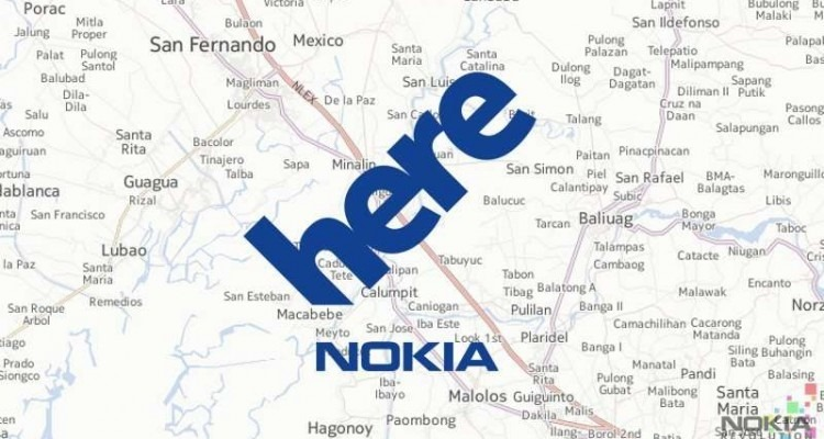 Nokia ปล่อย HERE Maps ลง Android ผ่าน Samsung Galaxy Apps Store แล้ว