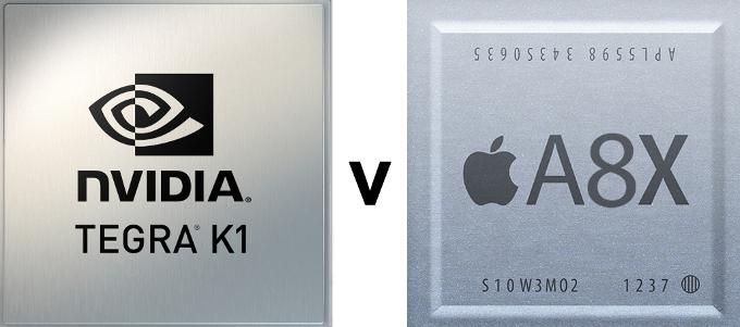 ผลการทดสอบ GPU ของ iPad Air 2 แซงหน้า Tegra K1 ไปแล้ว