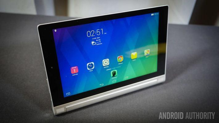 Hands-on พรีวิว Lenovo Yoga Tablet 2 ทั้ง 8″ และ 10.1″ จากต่างประเทศ (พร้อมคลิป)