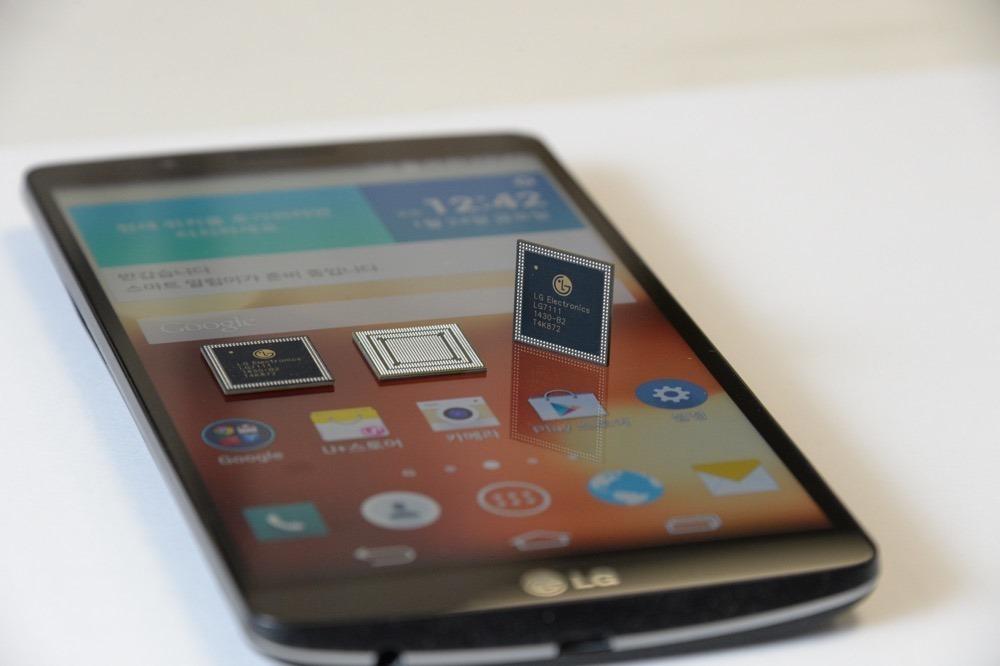 LG เปิดตัวชิปทำเองอย่างเป็นทางการในชื่อ NUCLUN ใช้ในมือถือ LG G3 Screen