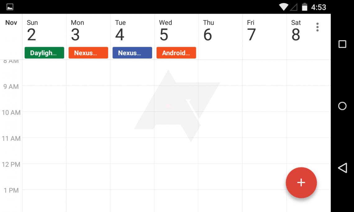 ปรับใหม่เสียที หลุดภาพ Google Calendar ใหม่พร้อมความสามารถที่ฉลาดขึ้น