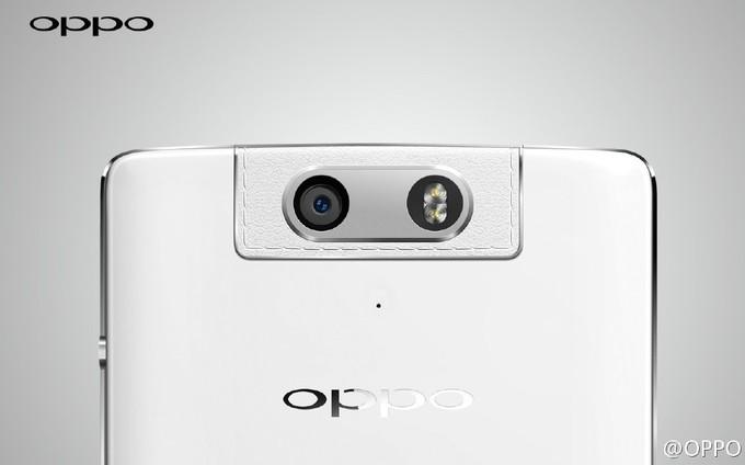 ยืนยันแล้ว OPPO N3 มาพร้อมกล้องหมุนได้อัตโนมัติ แถมหลุดราคาเปิดตัวจากจีนสุดช็อค
