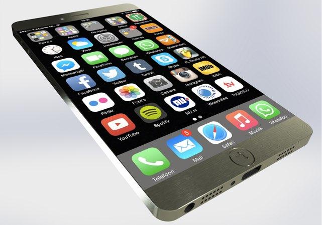 จะรีบไปไหน ภาพ Render ของ iPhone 7 ออกมาแล้ว