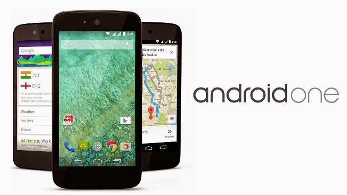 Android One โครงการสมาร์ทโฟนราคาถูกจาก Google จะได้รับอัพเดท Lolipop ในมกราคมปีหน้า