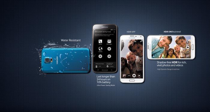ยอดขายของ Galaxy S5 นั้นต่ำกว่ายอดคาดการณ์ Samsung ตั้งไว้ถึง 40 เปอร์เซ็นต์ ต่ำกว่า S4 อยู่ 4 ล้านเครื่อง