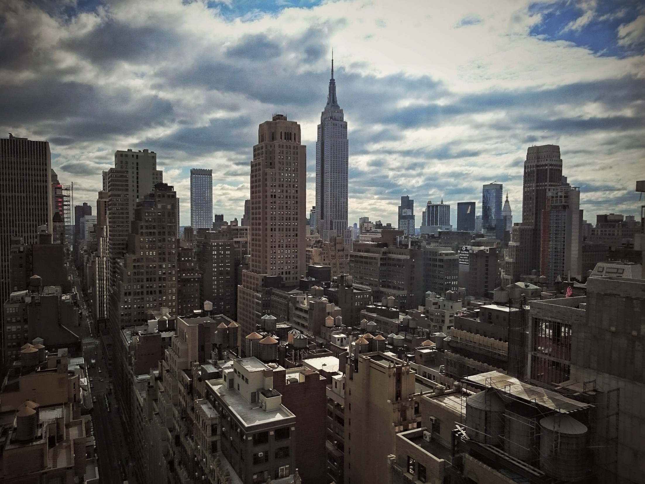 New York contrast shots with the Xperia Z3