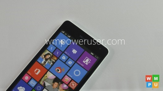 หลุดรูปเครื่องจำลอง Microsoft Lumia 535 มีให้เลือก 6 สี