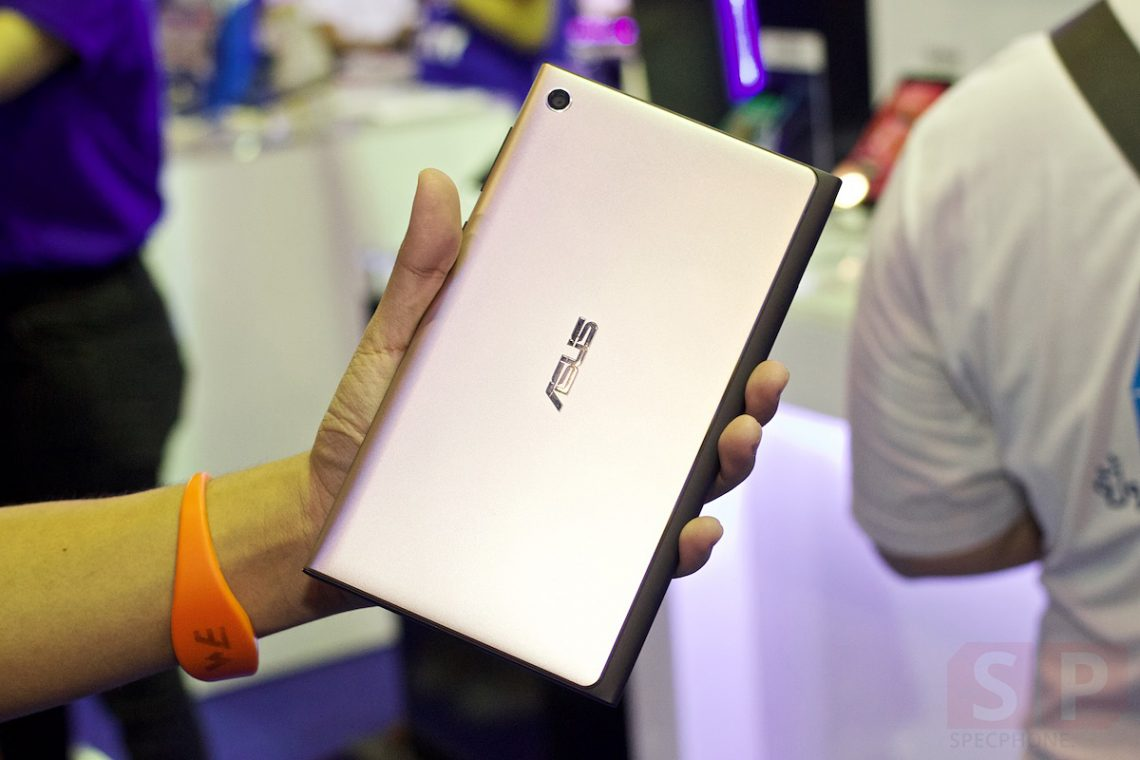 Hands-on + พรีวิว ASUS Memo Pad 7 (ME572CL) แท็บเล็ตพลัง Intel 64-bit, จอ Full HD, รองรับ 4G LTE ในราคา 9,990 บาท