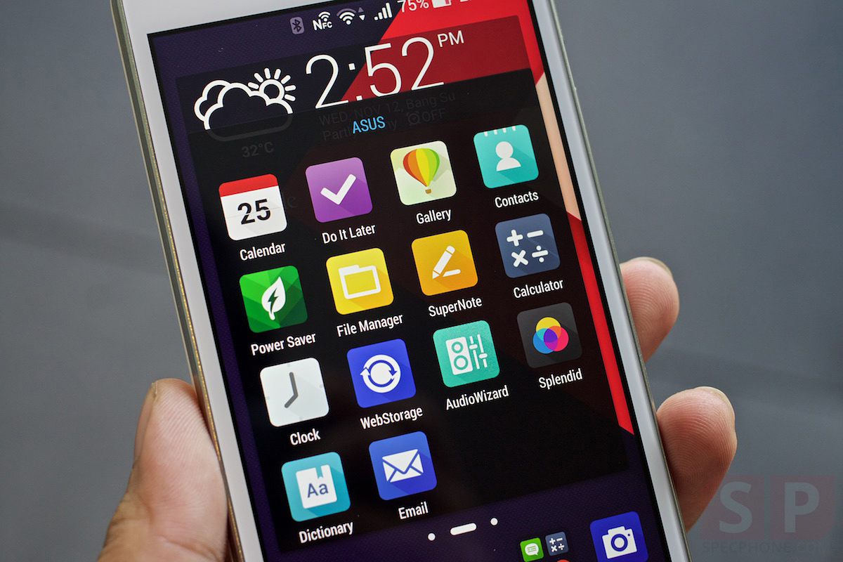 Review ASUS Padfone S with Dock SpecPhone 009