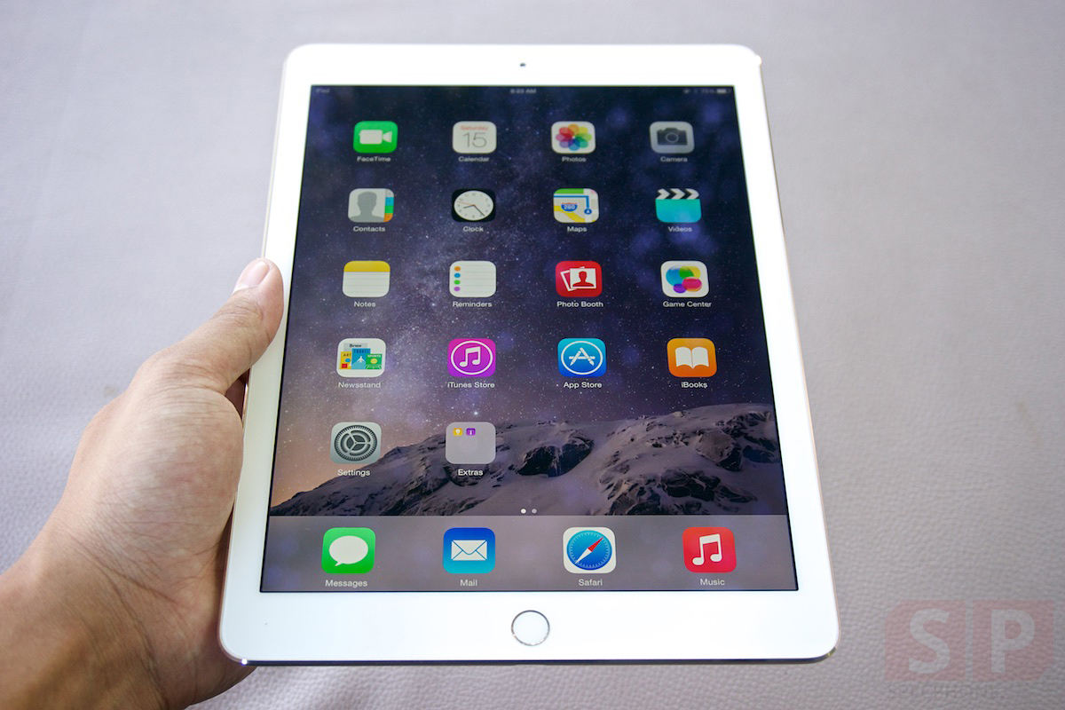 how to use ipad air 2 as a phone