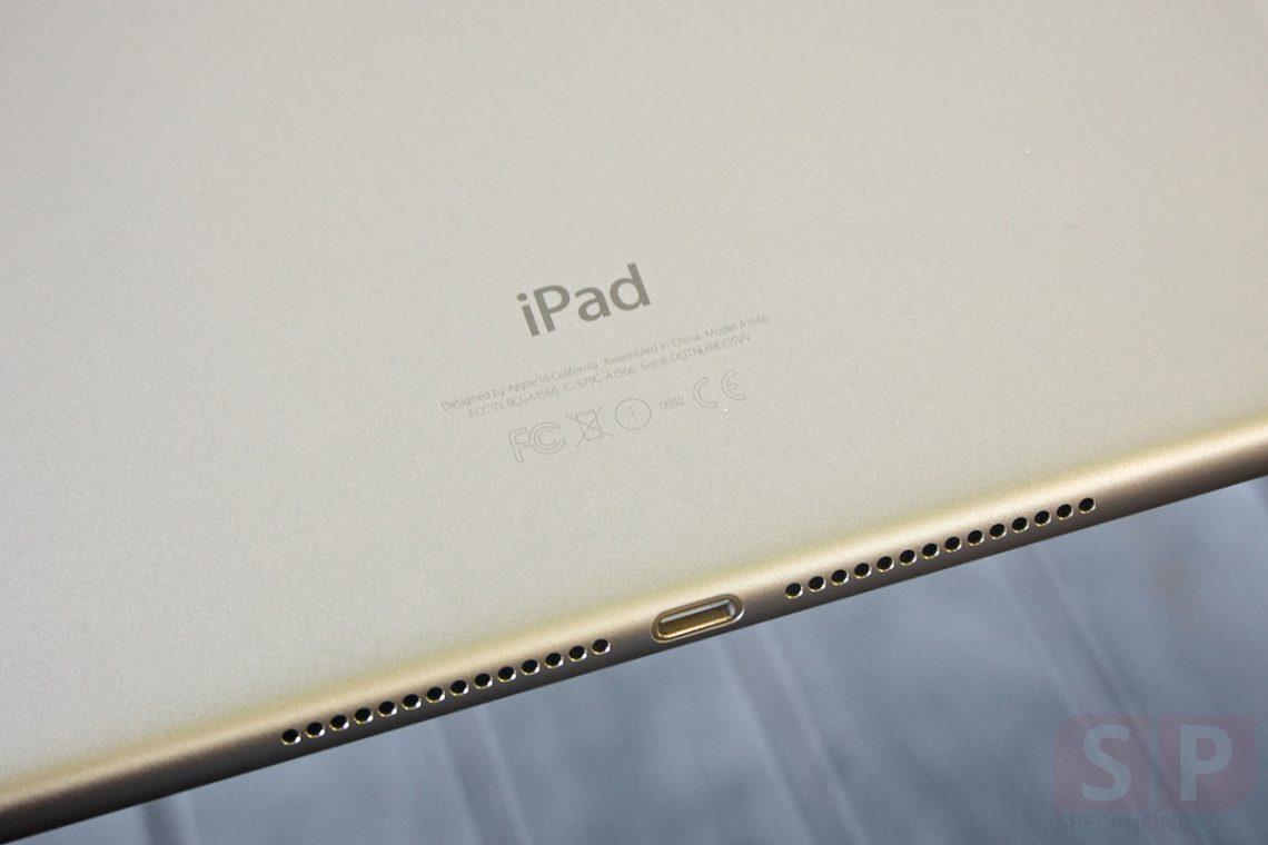 Apple iPad Air3 อาจจะมาพร้อม ลำโพง4ตัว และ แฟลชแบบLED