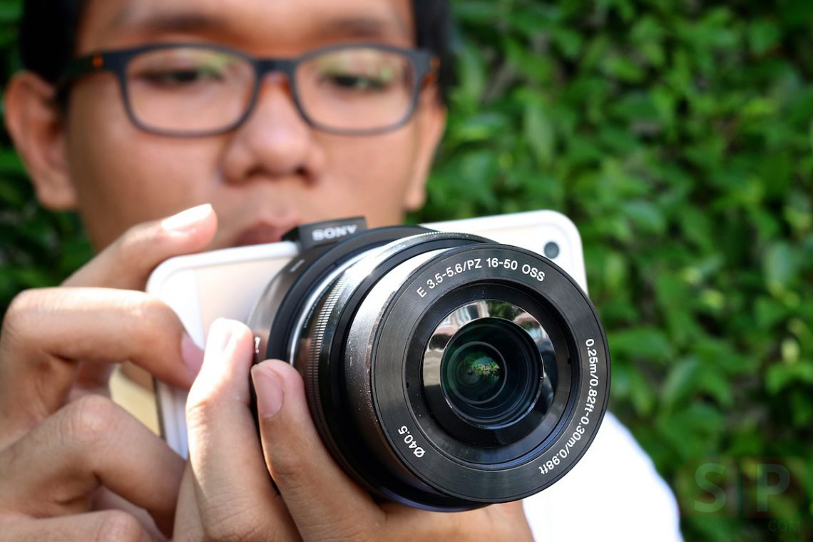 [Review] Sony QX1 กล้องติดสมาร์ทโฟนเปลี่ยนเลนส์ได้ เชื่อมต่อง่ายๆ ผ่าน NFC