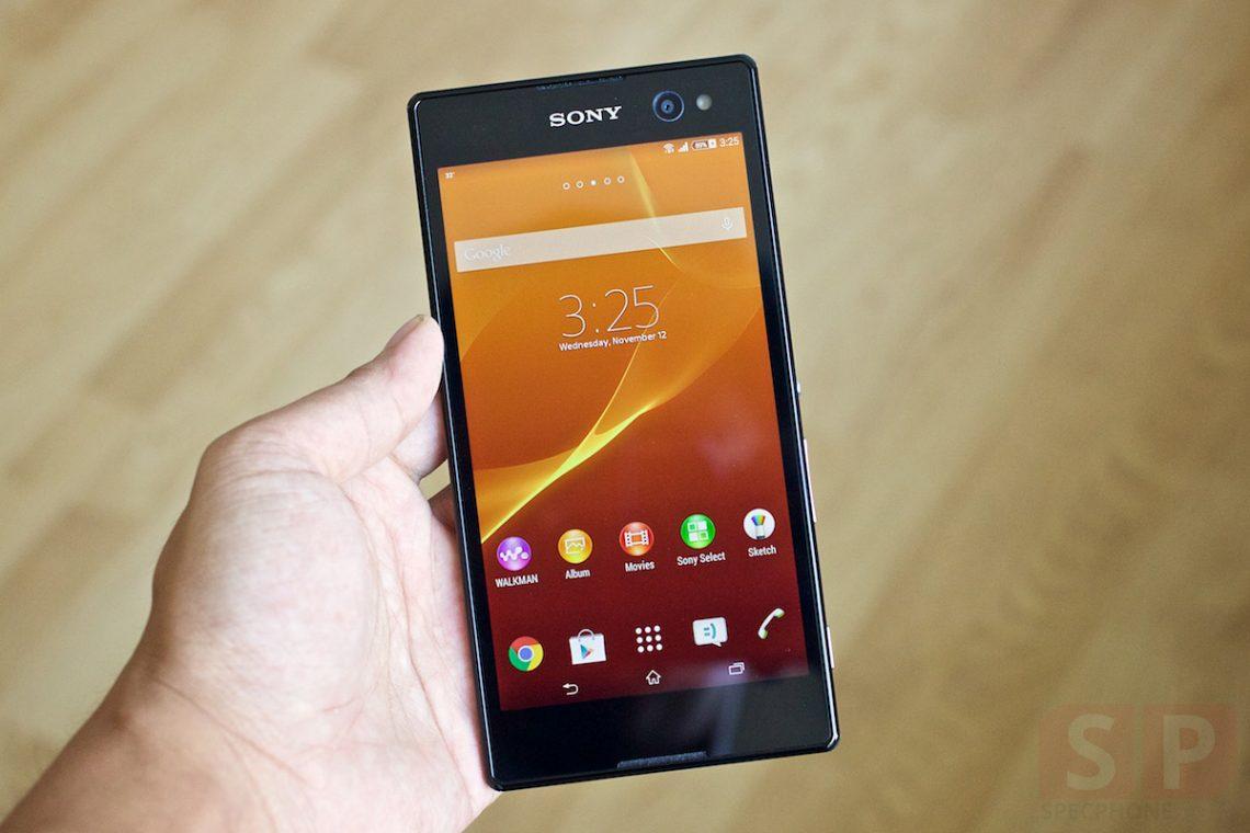 [Review] รีวิว Sony Xperia C3 ที่สุดของสมาร์ทโฟนโปรเซลฟี่ กล้องหน้า 5 ล้านพร้อมแฟลช ในราคาไม่ถึงหมื่น