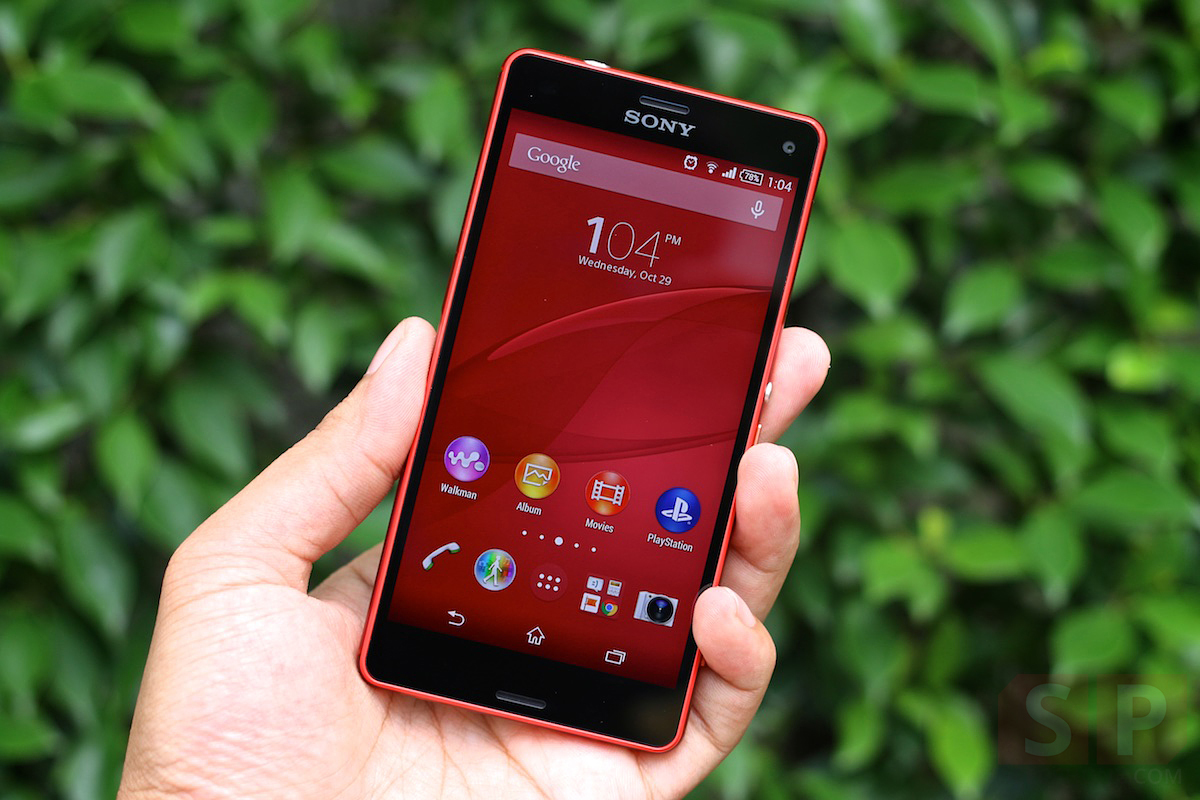 Review Sony Xperia Z3 Compact SpecPhone 003