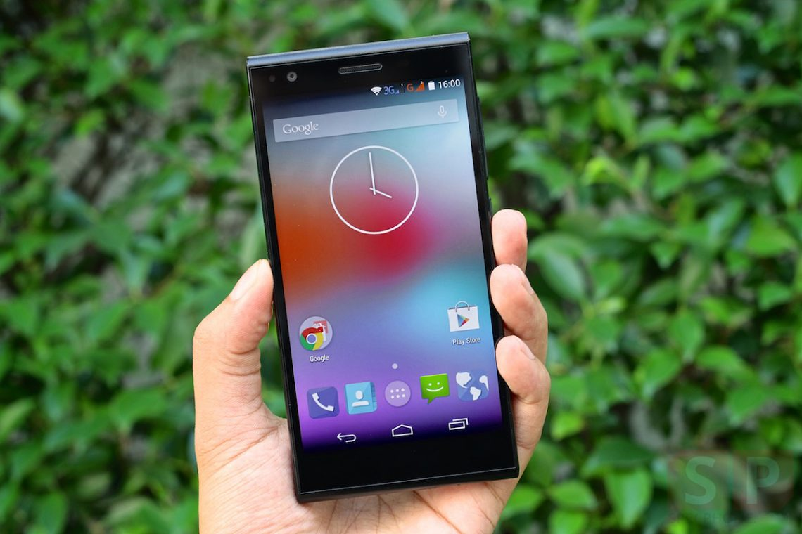[Review] รีวิว ZTE Blade Vec 3G มือถือ CPU Quad Core, Ram 1 GB กล้องหน้า 5 ล้าน ในราคา 5,790 บาท