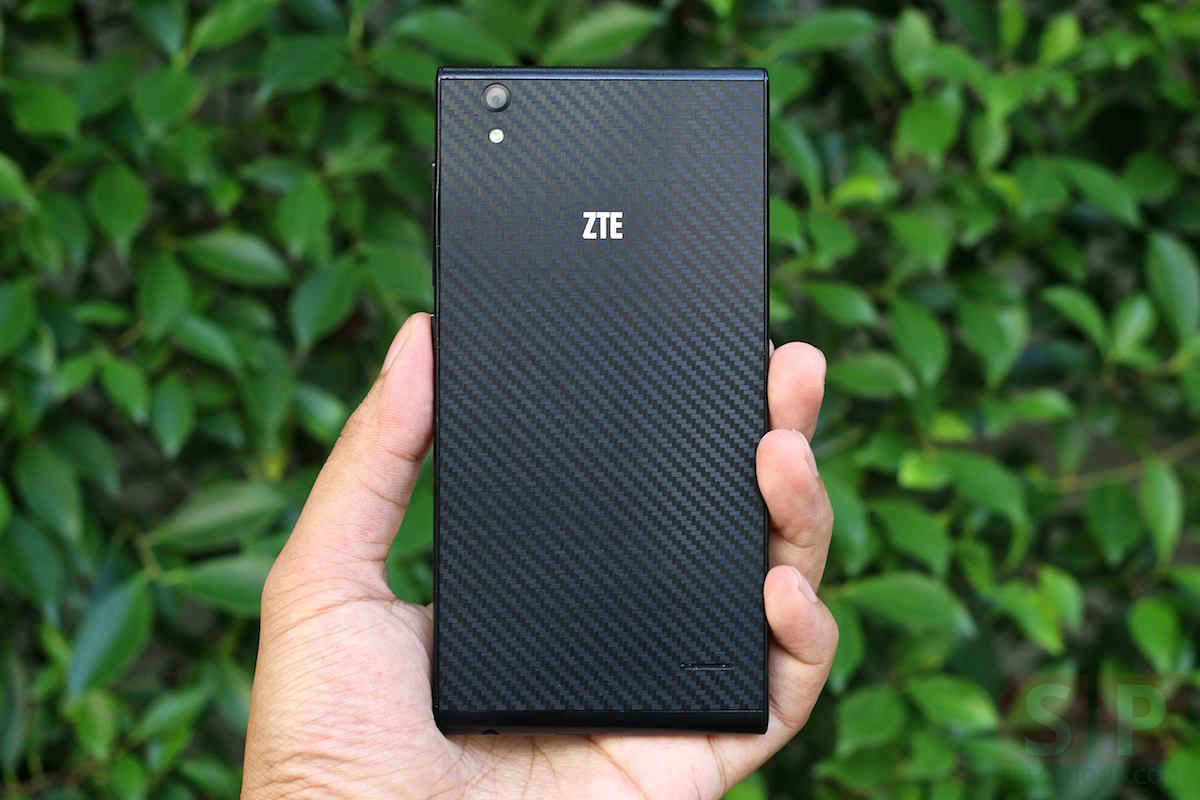 Review ZTE Blade Vec SpecPhone 010