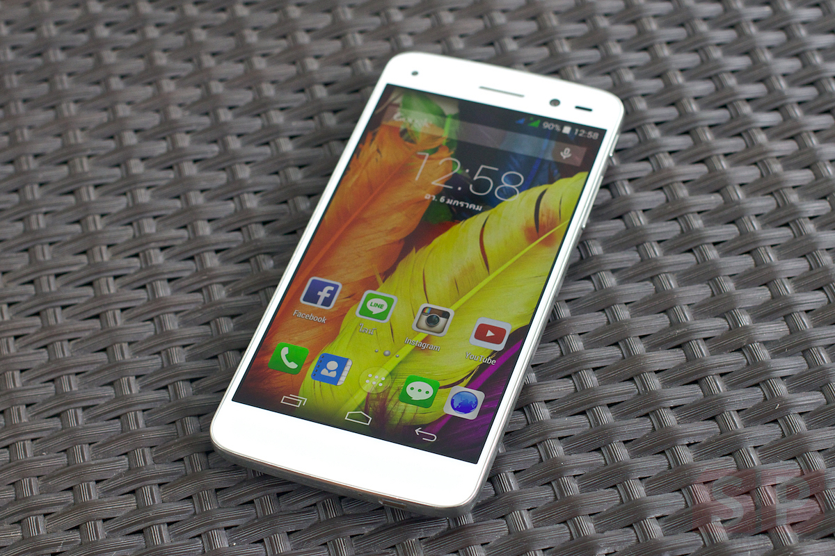 Review i mobile IQ X OZZY SpecPhone 006