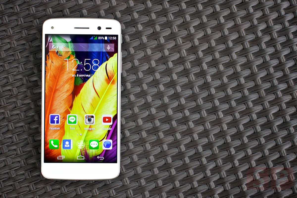 Review i mobile IQ X OZZY SpecPhone 008