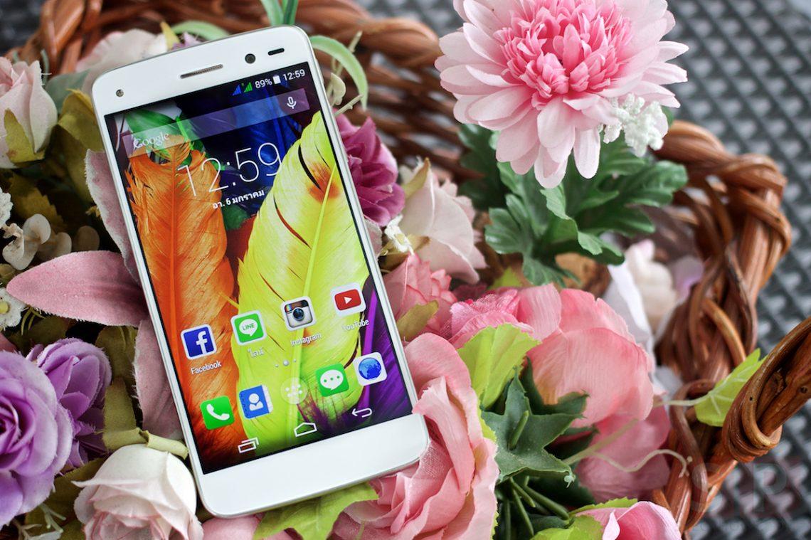 [Review] i-mobile IQ X OZZY สมาร์ทโฟนกล้องเทพ 18 ล้าน O.I.S ดู DTV ได้ด้วย แต่ราคาเบ๊าเบา