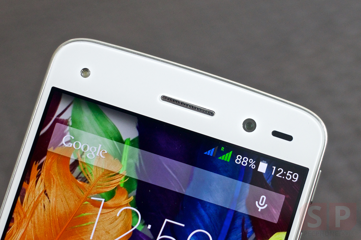 Review i mobile IQ X OZZY SpecPhone 010