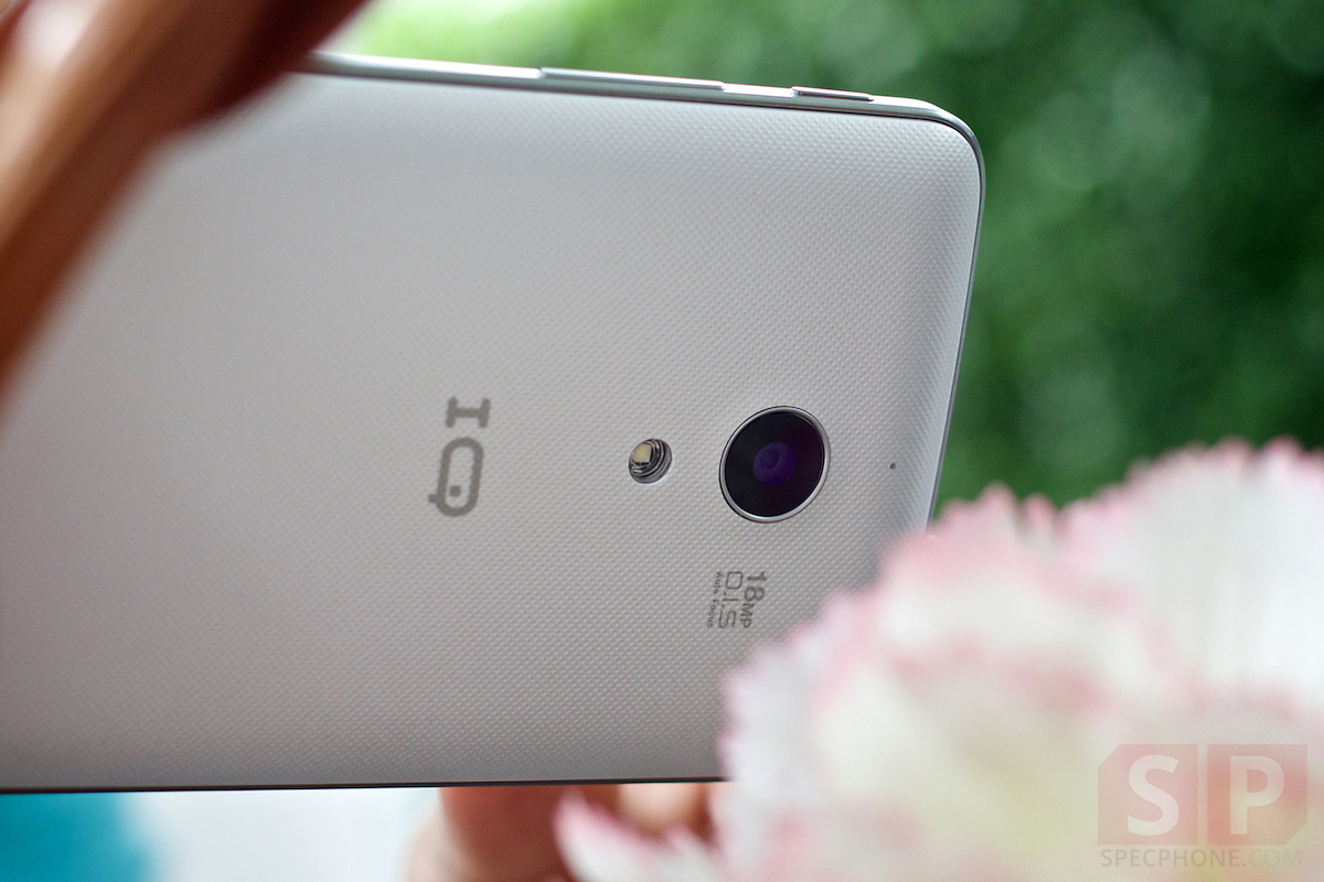 Review i mobile IQ X OZZY SpecPhone 033