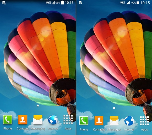 Samsung-Galaxy-S4---old-versus-new-TouchWiz-UI