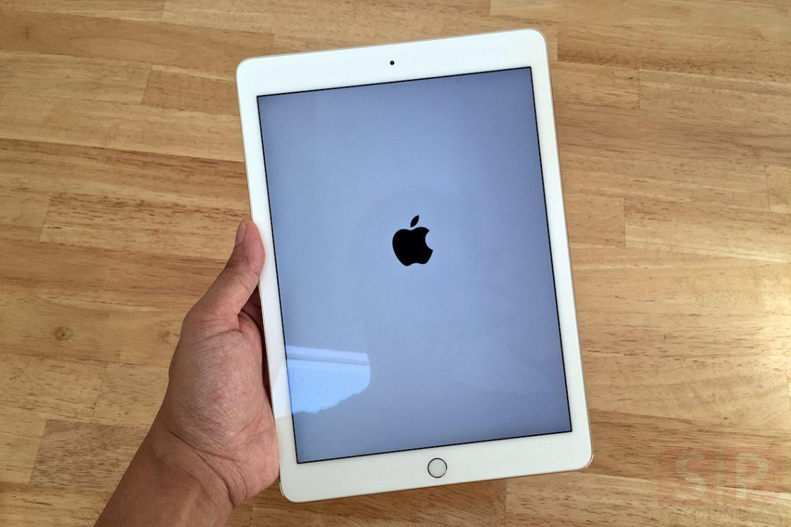 แกะกล่องพรีวิว iPad Air 2 WiFi เครื่องศูนย์ไทย จัดไปกับสีทองสุดบาง !!