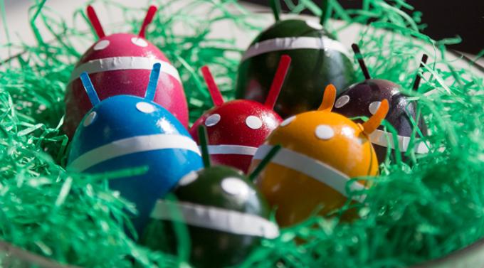 สารพัด Easter eggs บนแอพพลิเคชั่นยอดนิยมจากทาง Android มาลองดูกันว่าเคยเจออันไหนแล้วบ้าง