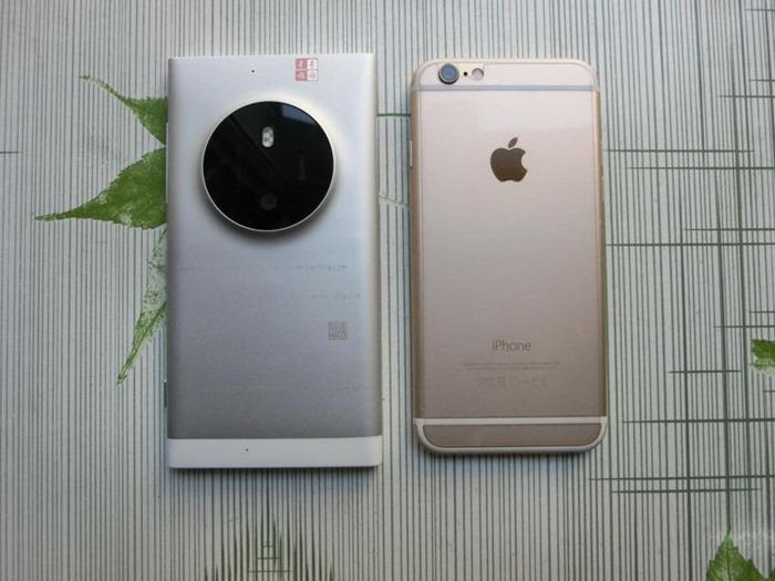Microsoft McLaren ปรากฏโฉมแบบชัดๆ ถ่ายรูปเทียบคู่กับ iPhone 6